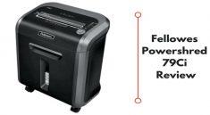 Fellowes Powershred 79Ci