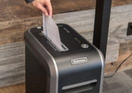 Fellowes Powershred 99CI featured