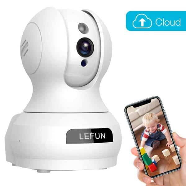 Lefun Wireless Security Camera