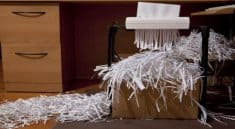 Best Home Paper Shredder featured