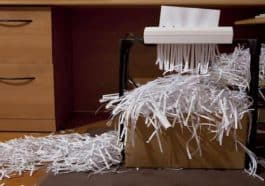 Best Home Paper Shredder featured